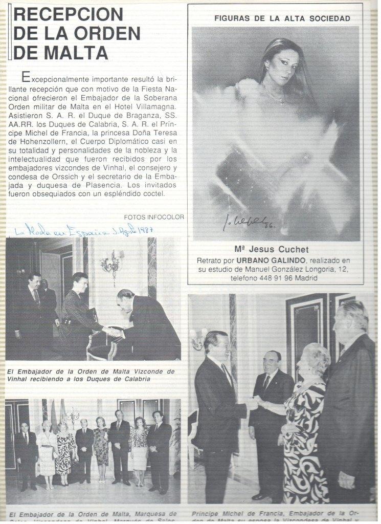 1987 MJC EMBAJADA JORDANIA