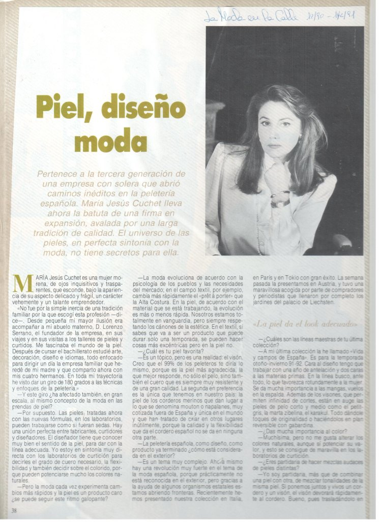 1991 MJC REPORTAJE...,